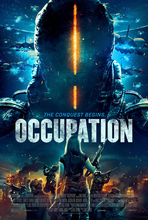 Occupation (2018) DVD Release Date