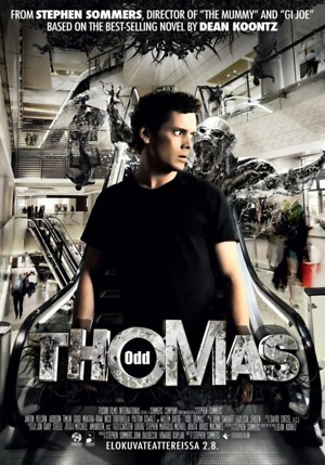 Odd Thomas (2013) DVD Release Date