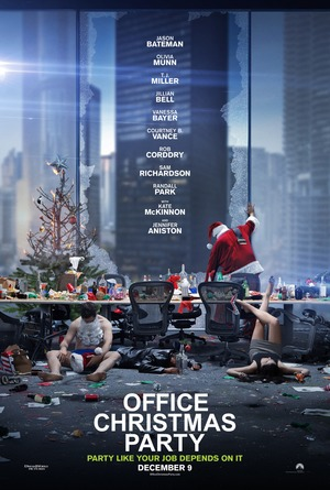 Office Christmas Party (2016) DVD Release Date