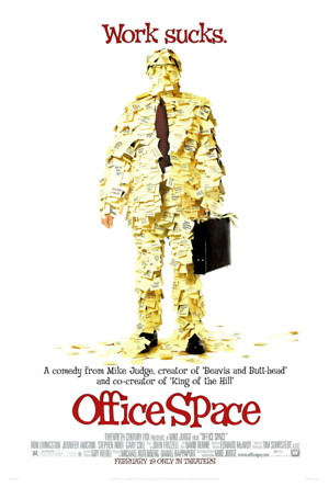 Office Space (1999) DVD Release Date
