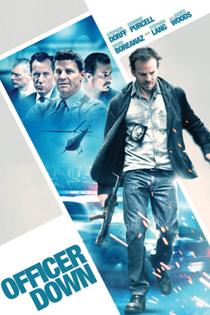 Officer Down (2013) DVD Release Date
