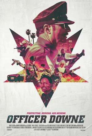Officer Downe (2016) DVD Release Date