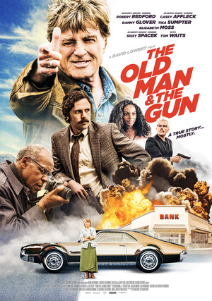 Old Man and the Gun (2018) DVD Release Date