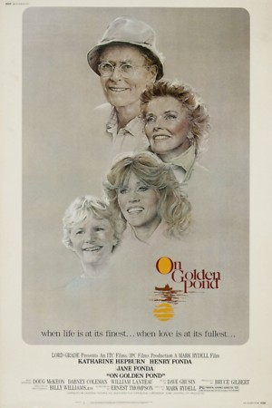 On Golden Pond (1981) DVD Release Date