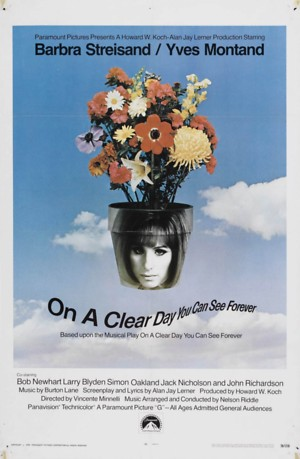 On a Clear Day You Can See Forever (1970) DVD Release Date