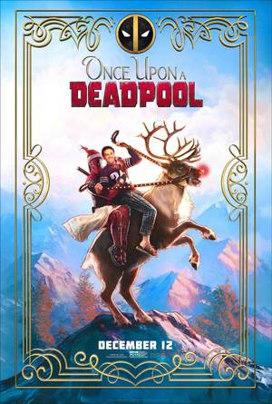 Once Upon a Deadpool DVD Release Date