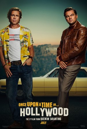 Once Upon a Time in Hollywood (2019) DVD Release Date