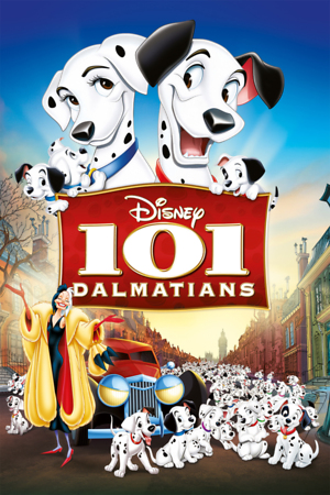 101 Dalmations (1961) DVD Release Date
