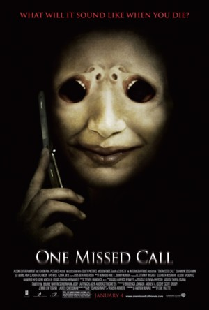 One Missed Call (2008) DVD Release Date