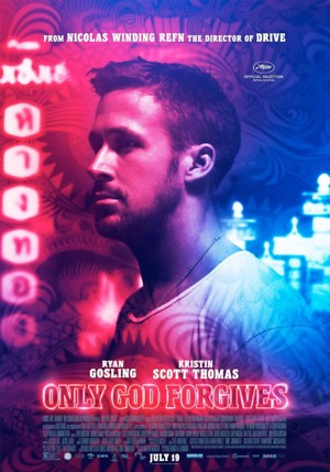 Only God Forgives (2013) DVD Release Date