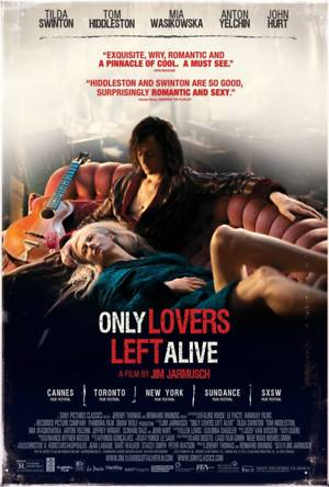 Only Lovers Left Alive (2013) DVD Release Date