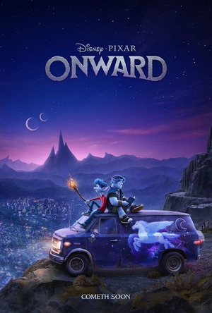Onward (2020) DVD Release Date