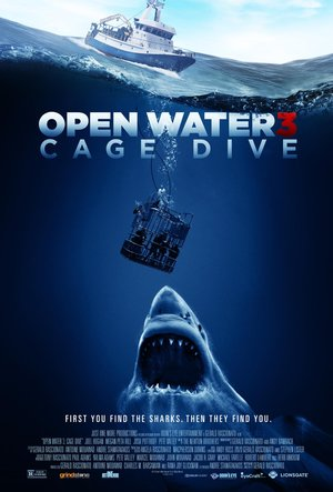 Open Water 3: Cage Dive (2017) DVD Release Date
