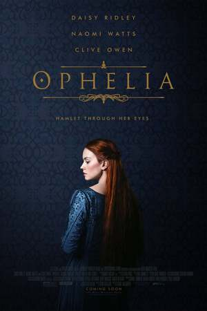 Ophelia (2018) DVD Release Date