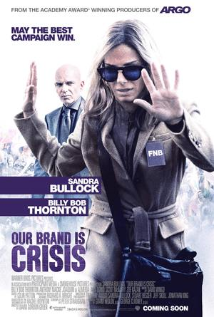 Our Brand Is Crisis (2015) DVD Release Date
