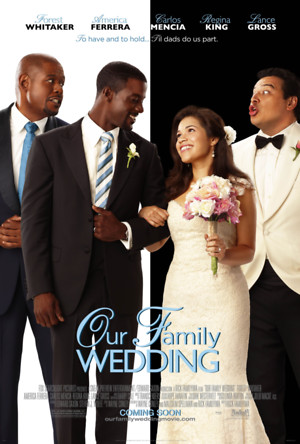 Our Family Wedding (2010) DVD Release Date