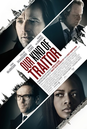 Our Kind of Traitor (2016) DVD Release Date