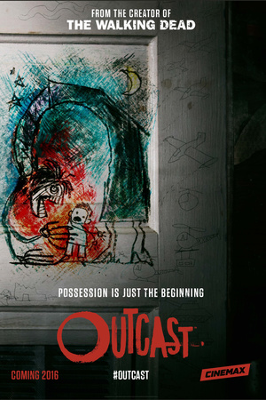 Outcast (TV Series 2016- ) DVD Release Date