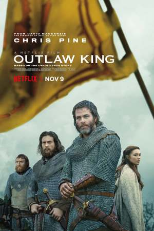 Outlaw King (2018) DVD Release Date