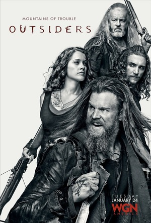 Outsiders (TV Series 2016- ) DVD Release Date