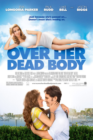 Over Her Dead Body (2008) DVD Release Date