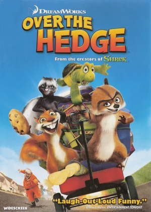 Over the Hedge (2006) DVD Release Date