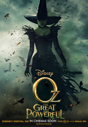Oz The Great and Powerful (2013) DVD Release Date