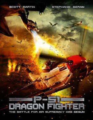 P-51 Dragon Fighter (2014) DVD Release Date