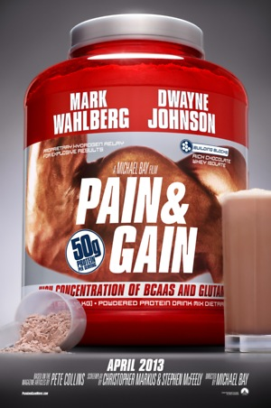 Pain & Gain (2013) DVD Release Date