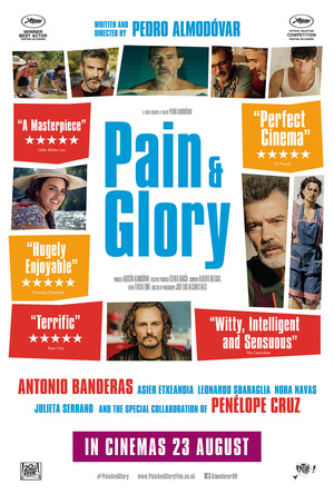 Pain & Glory (2019) DVD Release Date