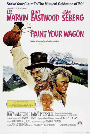 Paint Your Wagon (1969) DVD Release Date