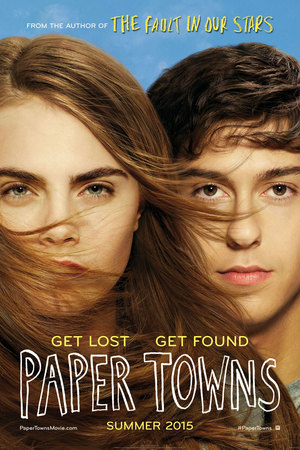 Paper Towns (2015) DVD Release Date