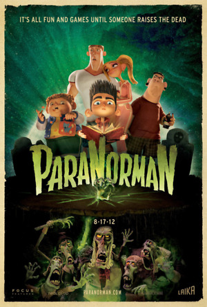 ParaNorman (2012) DVD Release Date