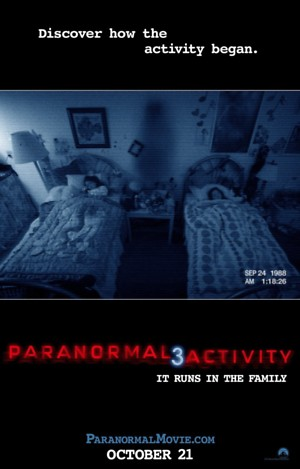 Paranormal Activity 3 (2011) DVD Release Date