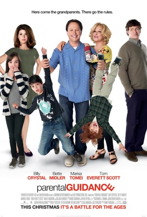 Parental Guidance (2012) DVD Release Date