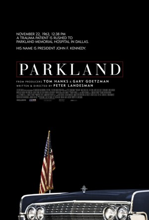 Parkland (2013) DVD Release Date