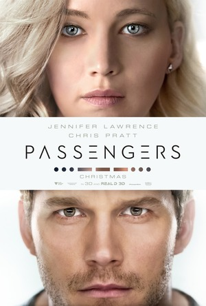 Passengers (2016) DVD Release Date