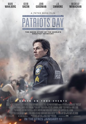 Patriots Day (2016) DVD Release Date
