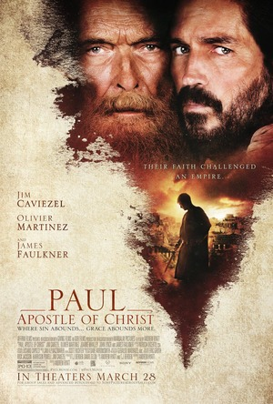 Paul, Apostle of Christ (2018) DVD Release Date