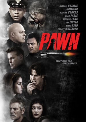 Pawn (2013) DVD Release Date