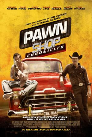 Pawn Shop Chronicles (2013) DVD Release Date