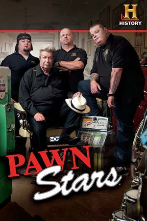 Pawn Stars (TV Series 2009-) DVD Release Date