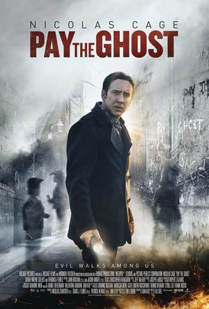 Pay the Ghost (2015) DVD Release Date