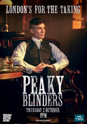 Peaky Blinders (TV Series 2013- ) DVD Release Date