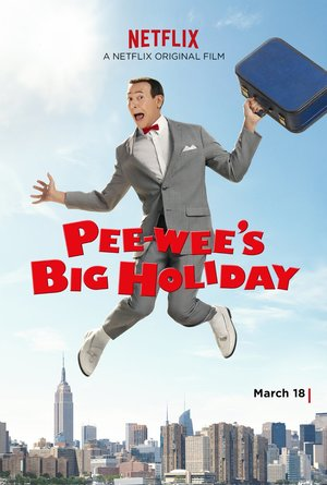 Pee-wee's Big Holiday (2016) DVD Release Date