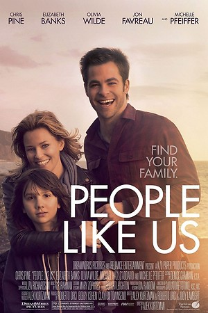 People Like Us (2012) DVD Release Date
