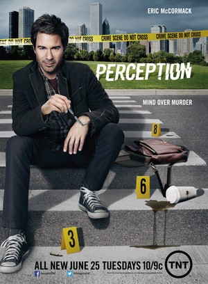 Perception (TV 2012-) DVD Release Date