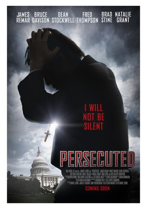 Persecuted (2014) DVD Release Date