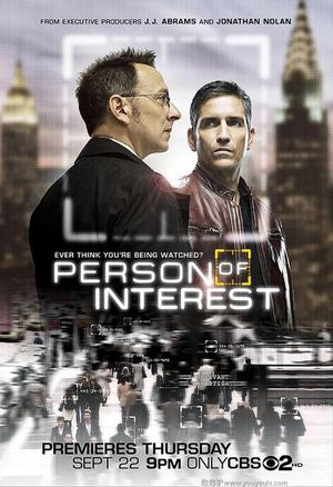 Person of Interest (TV 2011) DVD Release Date