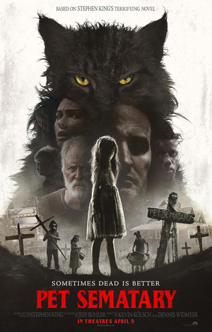 Pet Sematary (2019) DVD Release Date